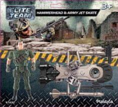 Plastica Hammerhead Army Jet Skate
