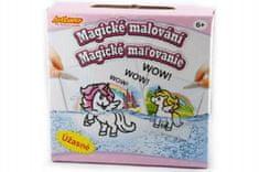 SMT Creatoys Magické malování kreativní sada v krabici 15x15x4cm