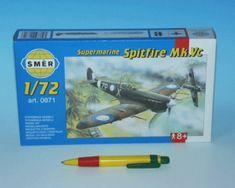 Směr Model Supermarine Spitfire MK.Vc 1:72