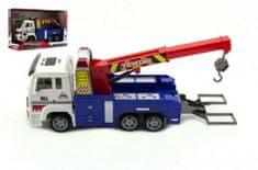 Teddies Auto nákladní odtahovka plast 24cm
