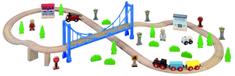 Maxim 50138 Vláčkodráha s visutým mostem
