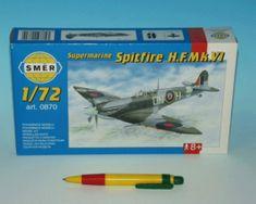Směr Model Supermarine Spitfire MK.VI 1:72