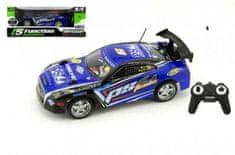 Teddies Auto RC modré 25cm na baterie