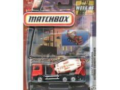 Matchbox Pracovní vozidla