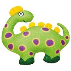 Mertens Dinosaurus zelený, 33 x 28 cm