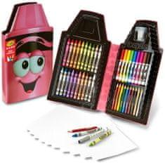 Crayola penál plný pastelek
