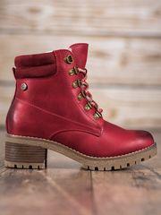 Dámske členkové topánky 59434