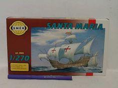 Směr Model Santa Maria 1:270