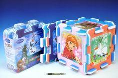 CTW Pěnové puzzle Ledové království/Frozen
