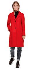 s.Oliver Dámský kabát 05.909.52.8963.3125 Scarlet