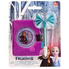 Frozen 2 dnevnik + pisalo