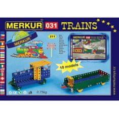 Merkur M031 Železniční modely