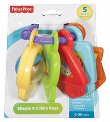 Fisher-Price Fisher Price Barevné klíčky