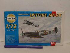 Směr Model Supermarine Spitfire MK.VB 1:72