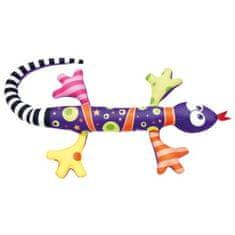 Mertens Ještěrka fialová, 80 cm
