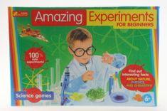 Alltoys Úžasné experimenty pro začátečníky