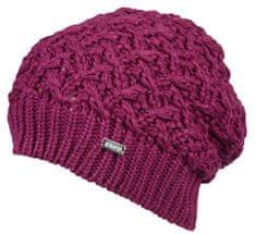 Capu Czapka zimowa 18823-F Burgunda- Pink