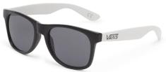 Vans pánské černé sluneční brýle MN SPICOLI 4 SHADES Black/White