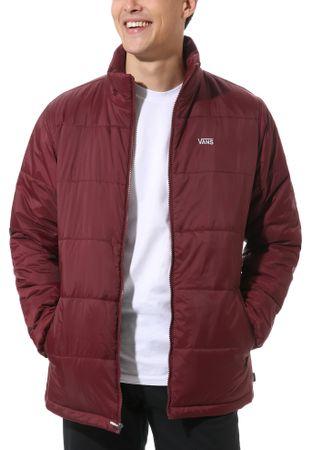 Vans férfi kabát MN LAYTON Port Royale, S, bordó