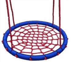 Houpací kruh (průměr 85cm) červeno-modrý