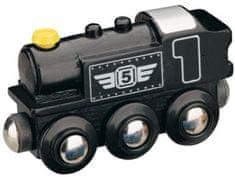 Maxim 50816 Parní lokomotiva - černá