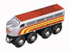 Maxim 50489 Lokomotiva - Santa Fe