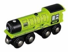 Maxim 50486 Parní lokomotiva - zelená