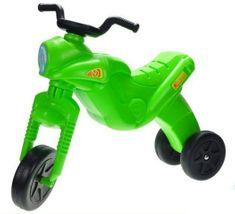 Mikro Trading Odrážedlo Enduro Maxi zelené