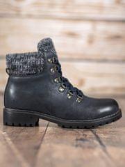 Evona Kotníkové boty na šněrování