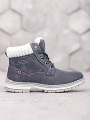 Dámske členkové topánky 59578