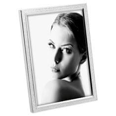 MASCAGNI A1066 FOTORÁMIK 10x15 WHITE w.GLLITER