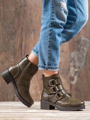 Dámske členkové topánky 59588