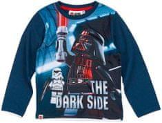 TVM Dětské tričko Lego Star Wars Darth Vader bavlna tmavě modré Velikost: 104 (4 roky)