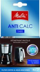 MELITTA ANTI CALC Odvápňovač pro kávovary a rychlovarné konvice v tabletách 4x12 g