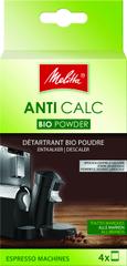 MELITTA ANTI CALC Práškový bio-odvápňovač pro espresso a kapslové kávovary 4x40 g