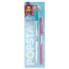 Top Model Ceruzky s gumou Top Model ASST, Popstar Nyela, grafitové, ružová