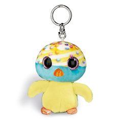 Nici Přívěsek na klíče , Ptáček Cremelli, 9 cm