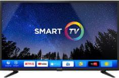 SENCOR LED televízió SLE 43US600TCS