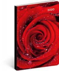 Ultralehký diář Růže 2020