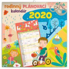 Rodinný plánovací kalendář SK 2020