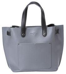 MEATFLY Dámska kabelka Alma 3 B-Dark Grey, Black