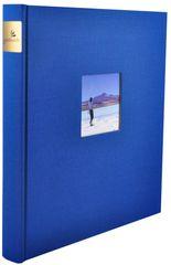Goldbuch Fotoalbum Bella Vista modré černé listy