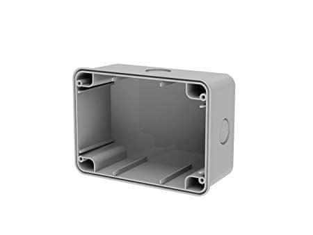 4Box doza za Wide RAL7035 IP67 N/O