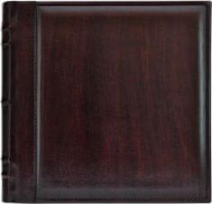 Innova Editions Album hnedý koža