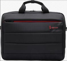 """BESTLIFE Taška CPLUS Black na 15,6"""" notebook BL-BBC-3335BK, čierno/červený"""