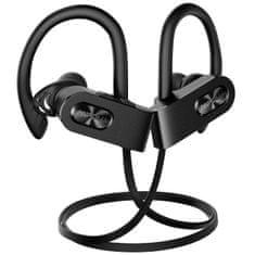MPOW Sportovní bluetooth sluchátka MPOW Flame 2 - černé