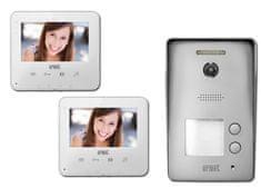 Urmet V2 video kit, dvodružinski, Soft Touch zaslon