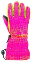 Relax dětské lyžařské rukavice PUZZY RR15
