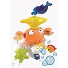 Lexibook vodní krab - výrobník bublin