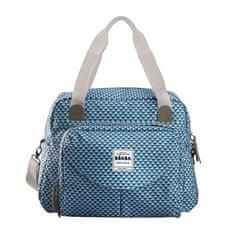 Béaba přebalovací taška ke kočárku Geneva II - modrá